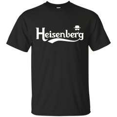 T-Shirts Black / Small Heisenberg (1) T-Shirt
