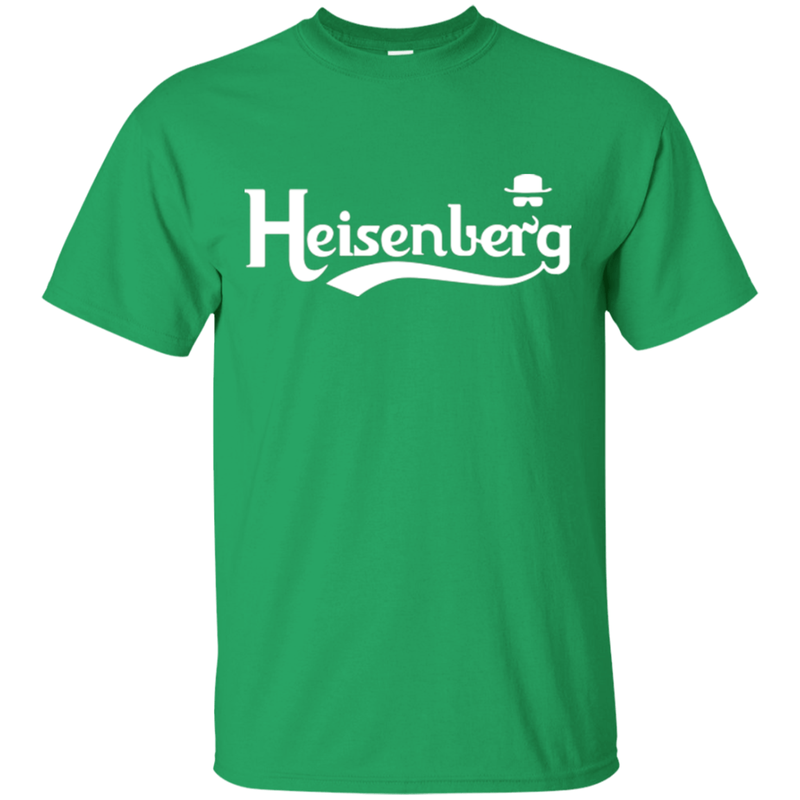 T-Shirts Irish Green / Small Heisenberg (1) T-Shirt