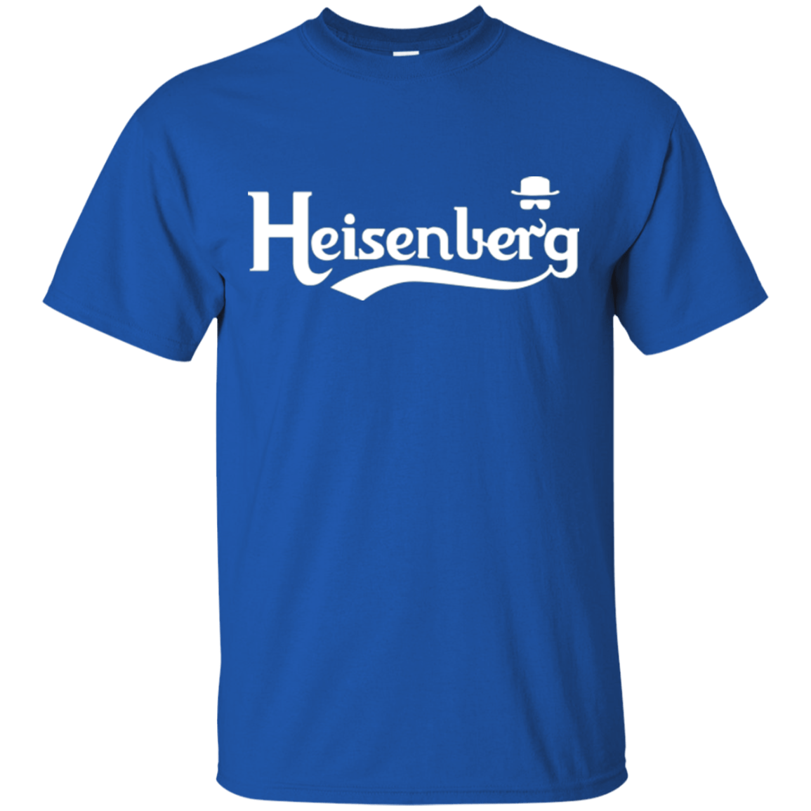 T-Shirts Royal / Small Heisenberg (1) T-Shirt