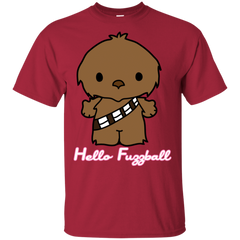 Hello Fuzzball T-Shirt