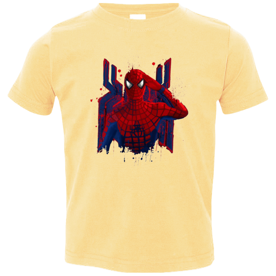 T-Shirts Butter / 2T Hero of NY Toddler Premium T-Shirt