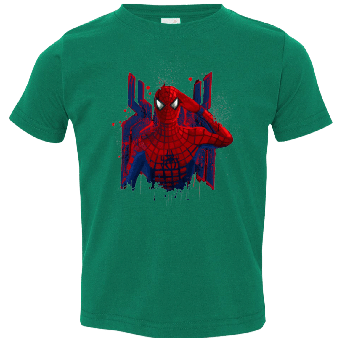 T-Shirts Kelly / 2T Hero of NY Toddler Premium T-Shirt