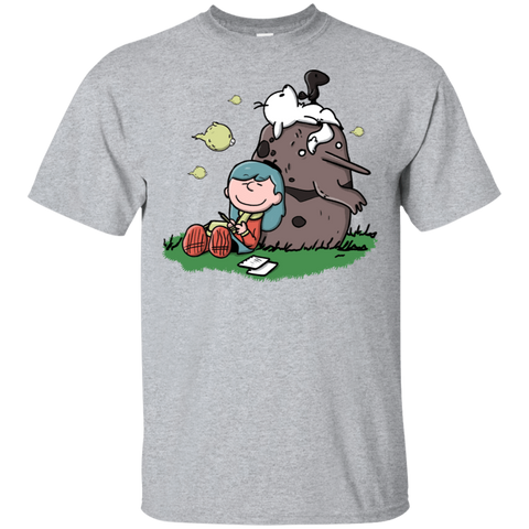 Hilda Brown T-Shirt