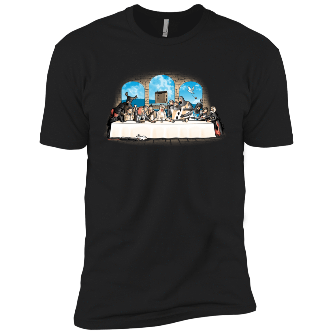 Holy Grail Dinner Boys Premium T-Shirt