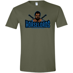 Horse Lords Men's Semi-Fitted Softstyle