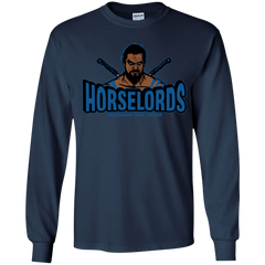 Horse Lords Youth Long Sleeve T-Shirt