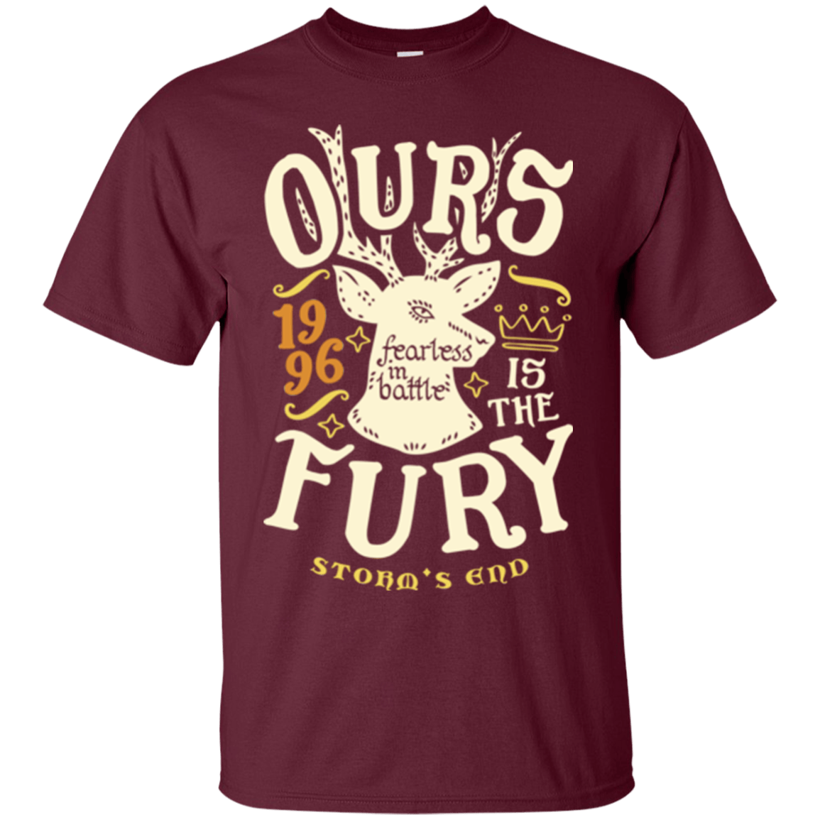 House of Fury T-Shirt