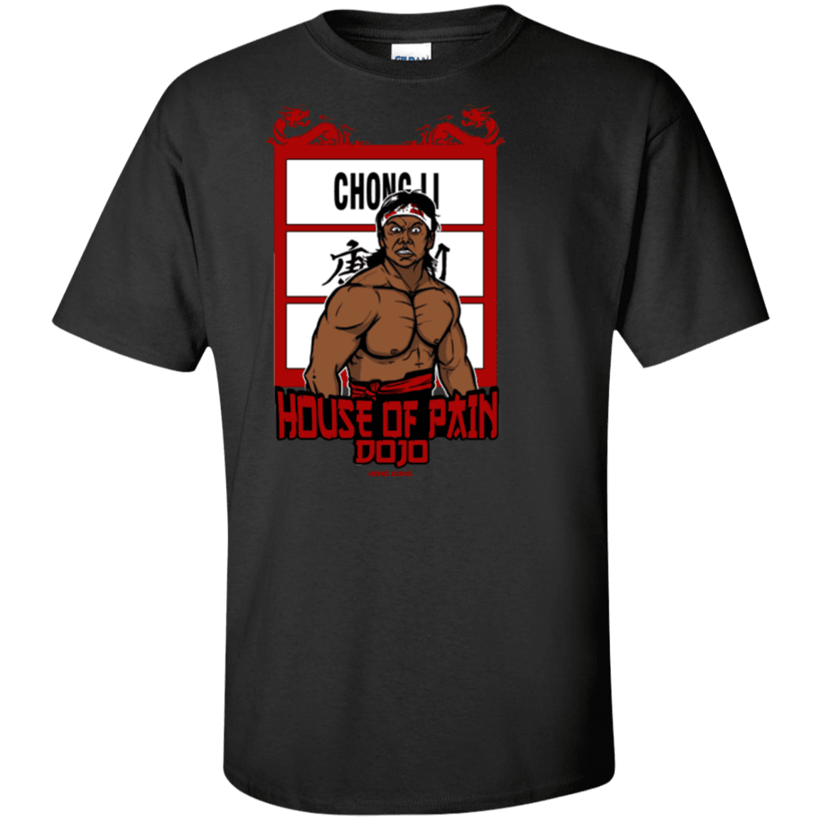 House Of Pain Tall T-Shirt