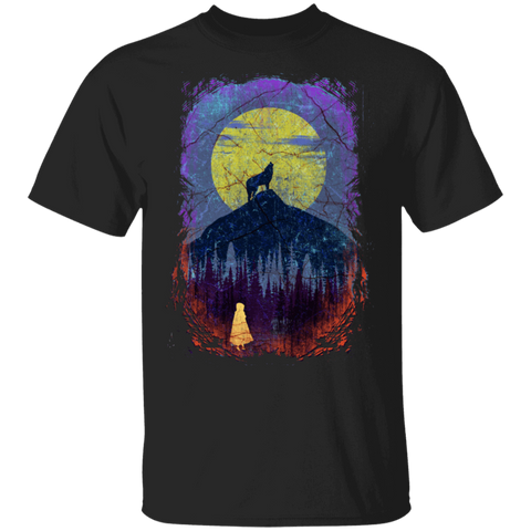 Howl On The Ridge T-Shirt