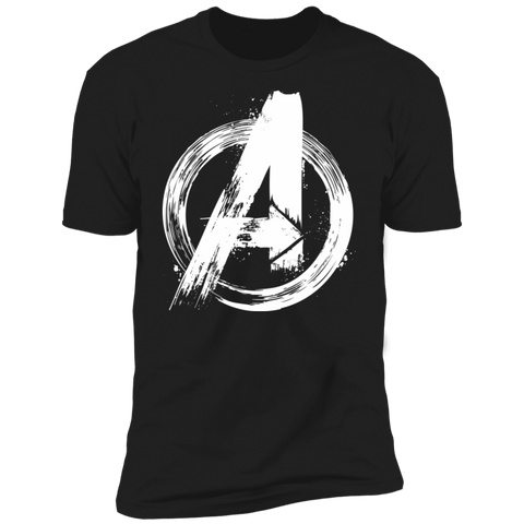 T-Shirts Black / S I Am An Avenger Men's Premium T-Shirt