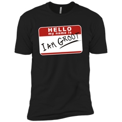 T-Shirts Black / X-Small I am Groot Men's Premium T-Shirt