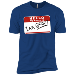 T-Shirts Royal / X-Small I am Groot Men's Premium T-Shirt