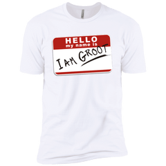 T-Shirts White / X-Small I am Groot Men's Premium T-Shirt