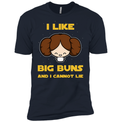 I Like Big Buns Boys Premium T-Shirt