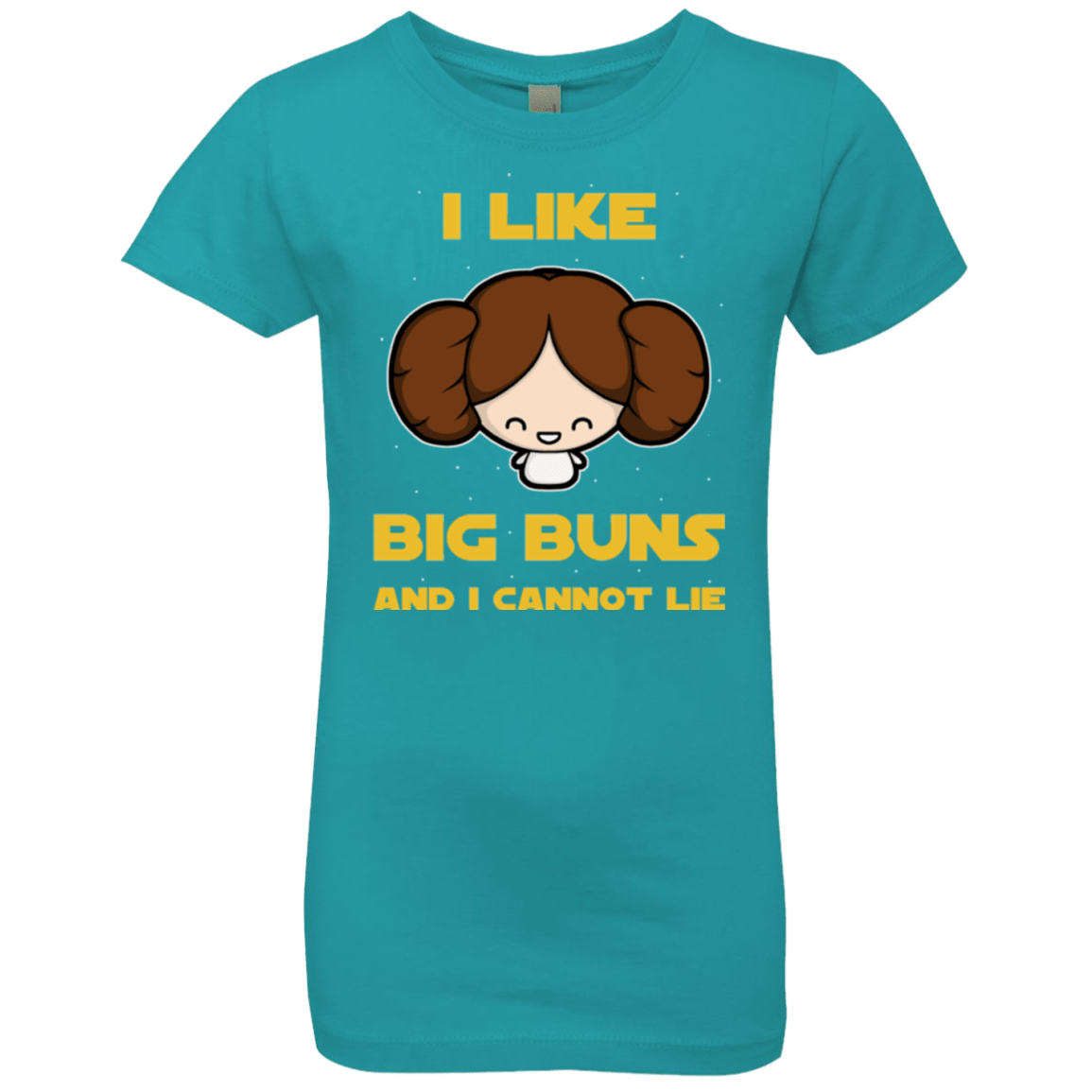 I Like Big Buns Girls Premium T-Shirt