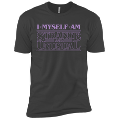 T-Shirts Heavy Metal / YXS I Myself Am Strange And Unusual Boys Premium T-Shirt