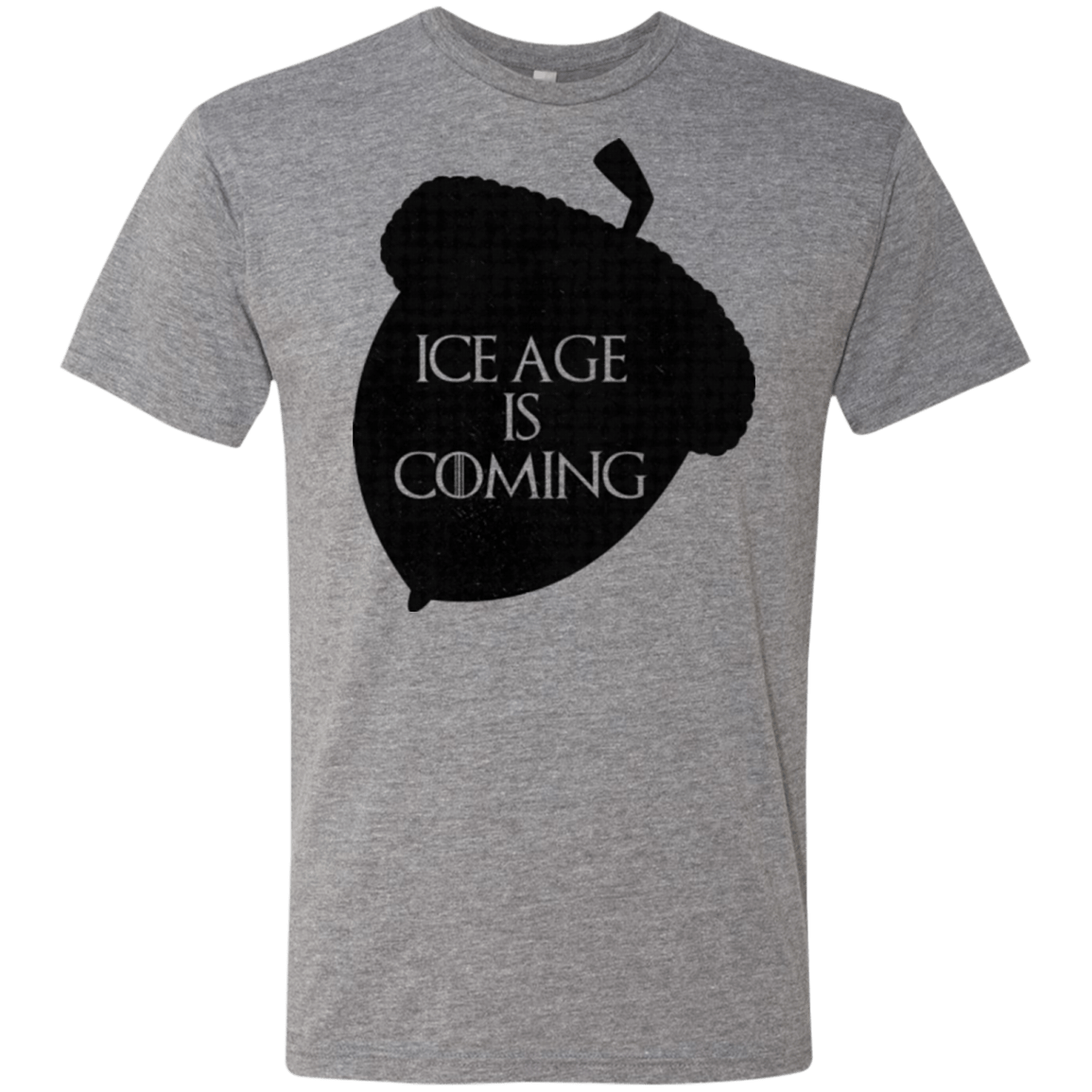 T-Shirts Premium Heather / Small Ice coming Men's Triblend T-Shirt