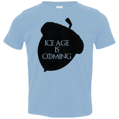 T-Shirts Light Blue / 2T Ice coming Toddler Premium T-Shirt