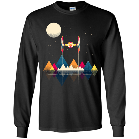 Imperial Fighter Youth Long Sleeve T-Shirt