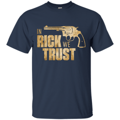 In Rick We Trust T-Shirt