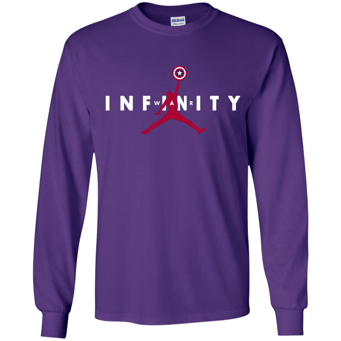 Infinity Air Youth Long Sleeve T-Shirt
