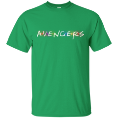 T-Shirts Irish Green / S Infinity Friends T-Shirt