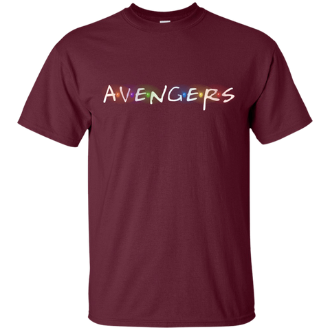 T-Shirts Maroon / S Infinity Friends T-Shirt