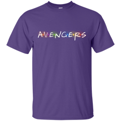 T-Shirts Purple / S Infinity Friends T-Shirt