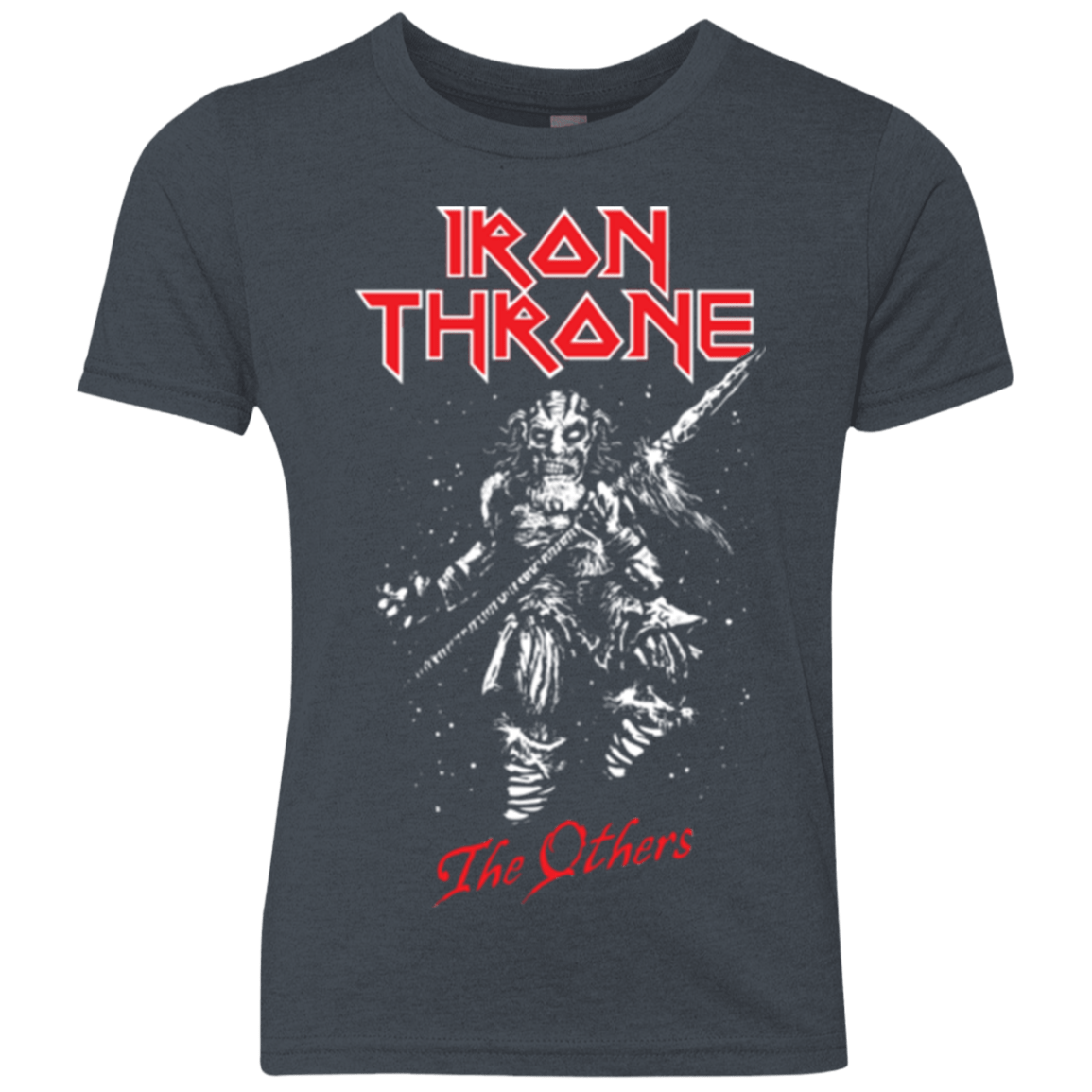Iron Throne Youth Triblend T-Shirt