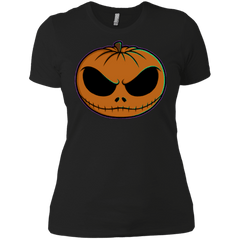 T-Shirts Black / X-Small Jack O Lantern Women's Premium T-Shirt