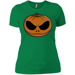 T-Shirts Kelly Green / X-Small Jack O Lantern Women's Premium T-Shirt