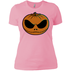 T-Shirts Light Pink / X-Small Jack O Lantern Women's Premium T-Shirt