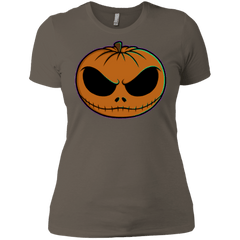 T-Shirts Warm Grey / X-Small Jack O Lantern Women's Premium T-Shirt