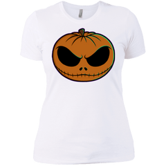 T-Shirts White / X-Small Jack O Lantern Women's Premium T-Shirt