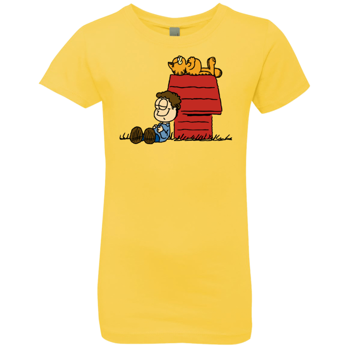Jon Brown Girls Premium T-Shirt