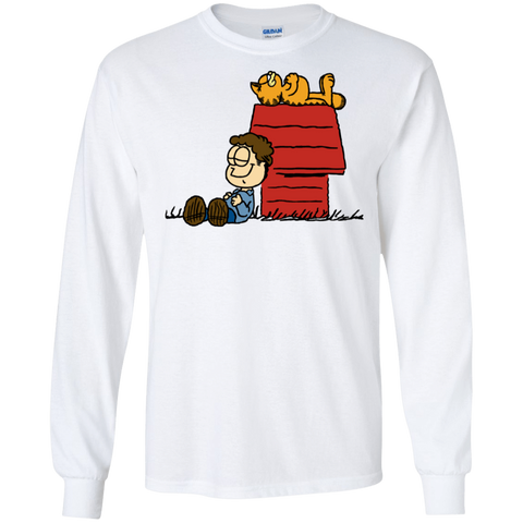 Jon Brown Men's Long Sleeve T-Shirt