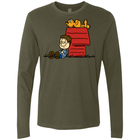 Jon Brown Men's Premium Long Sleeve