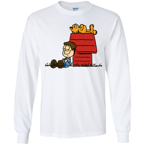 Jon Brown Youth Long Sleeve T-Shirt