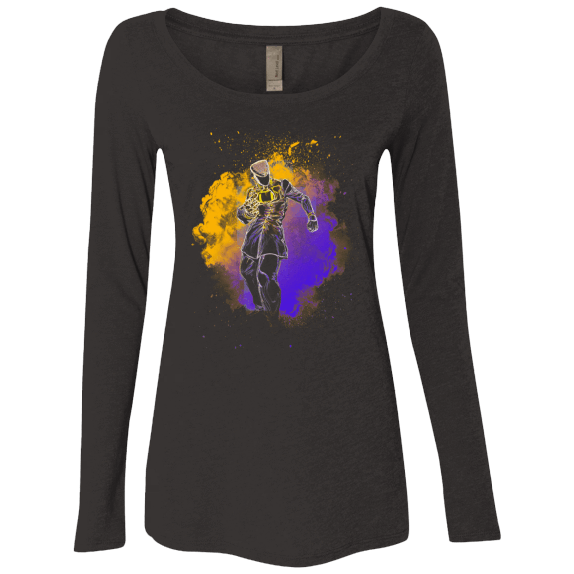 Josuke Soul Women's Triblend Long Sleeve Shirt