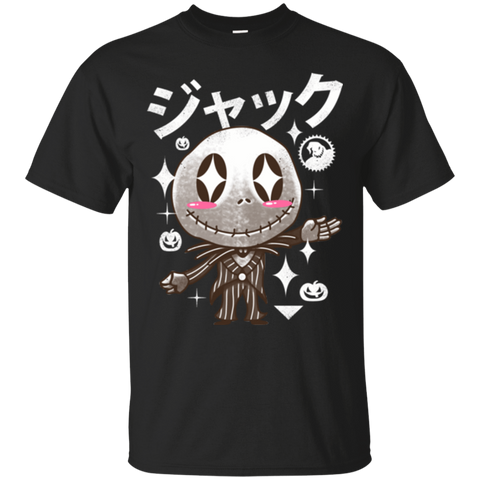T-Shirts Black / Small Kawaii Before Christmas T-Shirt