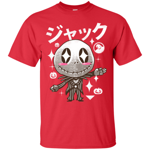 T-Shirts Red / Small Kawaii Before Christmas T-Shirt