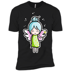 T-Shirts Black / YXS Kawaii Cute Fairy Boys Premium T-Shirt