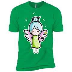 T-Shirts Kelly Green / YXS Kawaii Cute Fairy Boys Premium T-Shirt