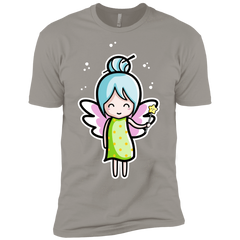 T-Shirts Light Grey / YXS Kawaii Cute Fairy Boys Premium T-Shirt