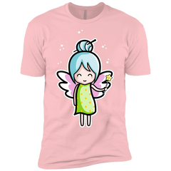 T-Shirts Light Pink / YXS Kawaii Cute Fairy Boys Premium T-Shirt