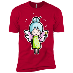 T-Shirts Red / YXS Kawaii Cute Fairy Boys Premium T-Shirt