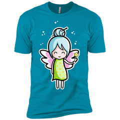T-Shirts Turquoise / YXS Kawaii Cute Fairy Boys Premium T-Shirt