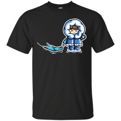 Kawaii Cute Fun In The Snow T-Shirt