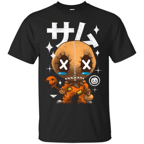 T-Shirts Black / Small Kawaii Pumpkin T-Shirt