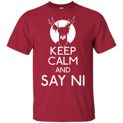Keep Calm and Say Ni T-Shirt